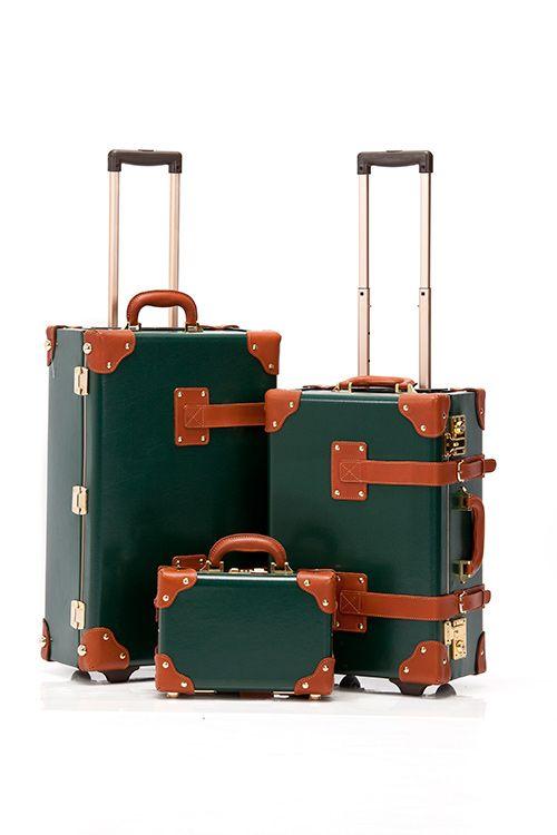 アイルランド・ダブリン発、スーツケースブランド「スティームライン ラゲージ」が日本上陸