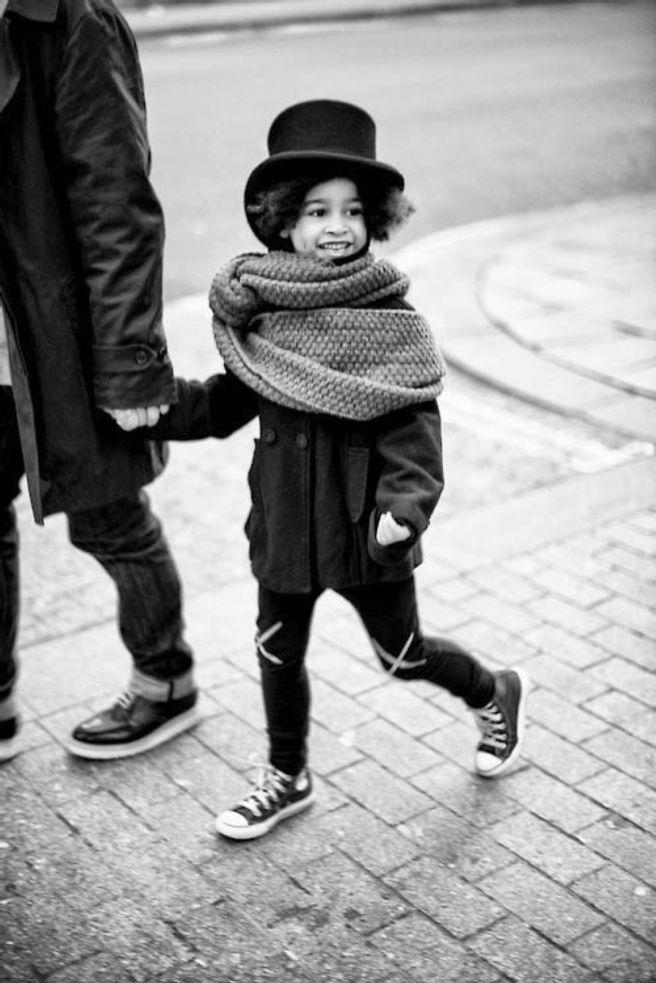 Mini street style