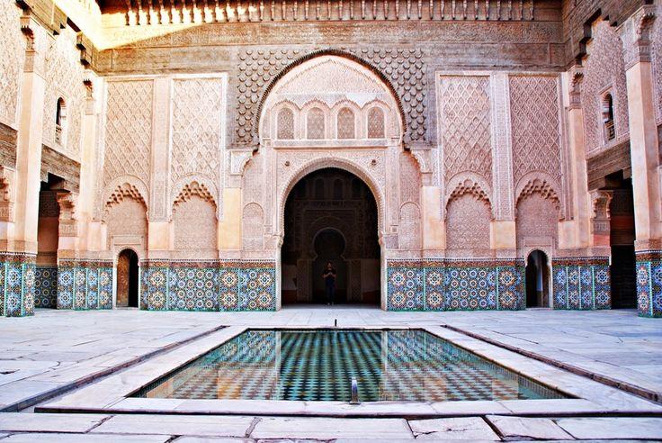 Norske reiseblogger: Marrakech - nr.1 reisemål for 2015!