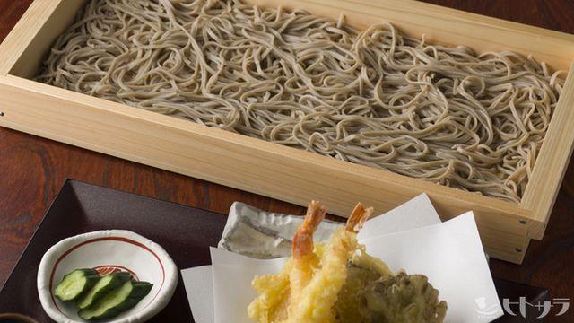 焔蔵 - 料理写真:最上地方の在来品種「最上早生」使用『十割板そば 生粉打ち』