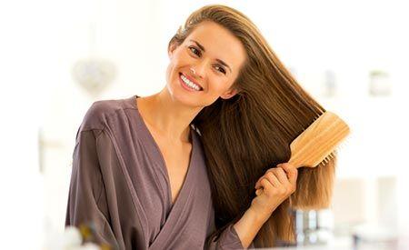 Mittel, die bei Haarausfall helfen