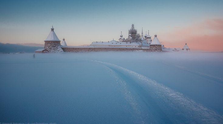 Фото: Александр Бобрецов, Соловки