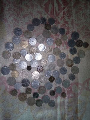 Old Coins, Stamps & Antique Coins for Sale: Indian old coin for sale