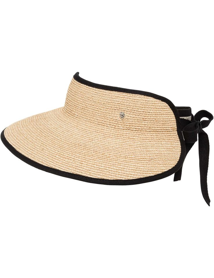 David Jones - Helen Kaminski Mita Fine Braid Visor