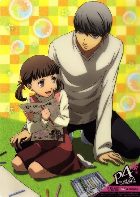 Anime International Company, Atlus, Shin Megami Tensei: Persona 4, Yu Narukami, Nanako Dojima