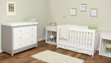 Willow Glen - contemporary - changing tables - los angeles - Cambas Design & Co.