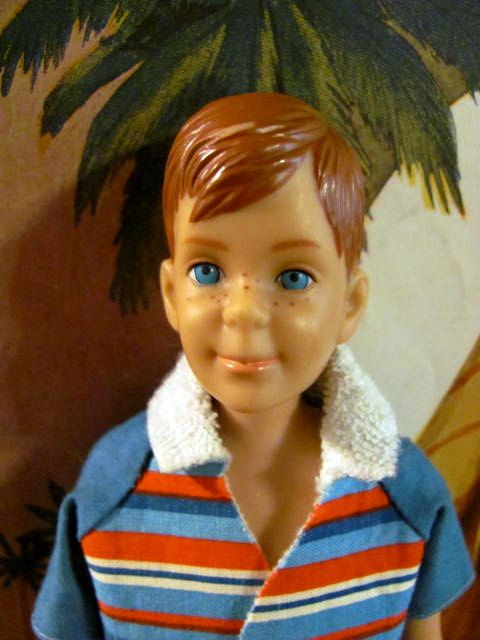 Mattel Ricky doll, Skippers Brother 1965
