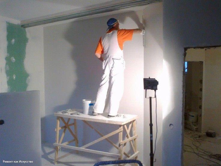 Шпаклевка стен  Шпаклевка стен своими руками возможна, если иметь определенные знания и опыт работы со строительными материалами. В данной статье мы хотим рассказать вам, как правильно выполнять шпаклевку стен под различные виды отделки: покраску или оклейку обоев. Многие из вас встречали такой термин финишная шпаклевка, но хочу сказать, что любой вид данного материала можно назвать финишным. Существует два вида шпаклевок: готовые смеси и сухие смеси. Оба вида предназначены для выравнивания…