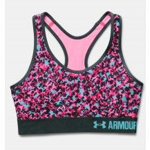 Under Armour sports bras at Frog Island Sports. Stand out colours included!