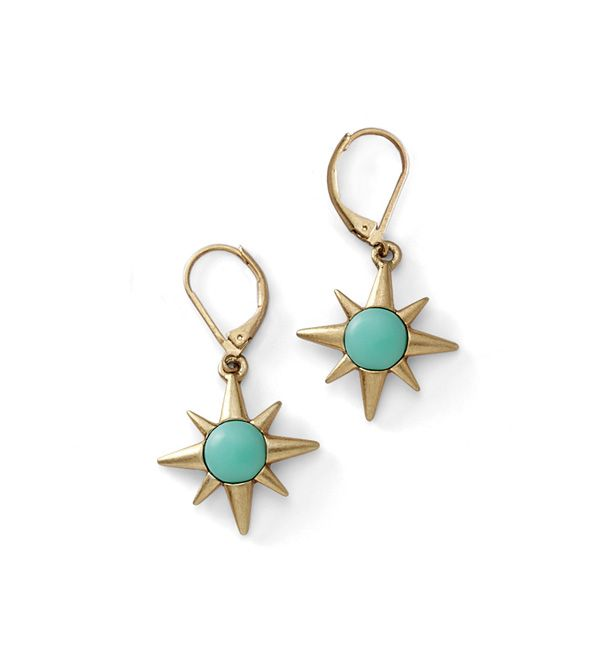 8 best my favorite lia sophia pieces images on pinterest lia genuine turquoise adds color to the molten earrings lia sophiawomens fandeluxe Choice Image