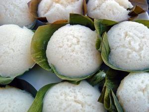 ★ Recette Gâteau de riz - Recettes asiatiques & Restaurants asiatiques ★ Asie360
