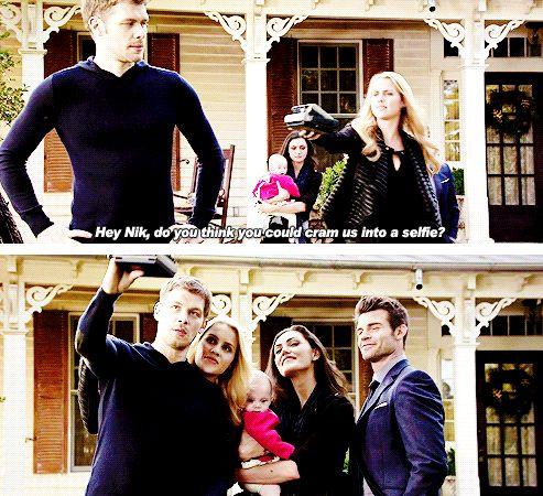 2x09 The Map Of Moments - Klaus, Rebekah, Hayley, Hope, Elijah