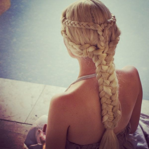 Game of Thrones, Khaleesi's Hair
