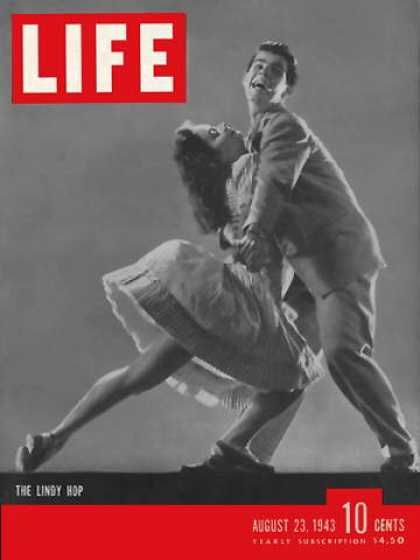 The Lindy Hop, August 23, 1943