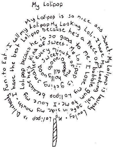 The 25+ best Shape poems for kids ideas on Pinterest