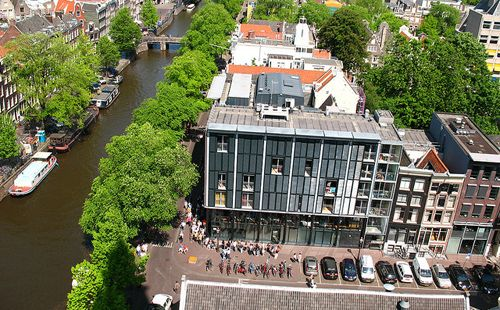 Anne Frank House in Amsterdam: How to navigate the epic lines in summertime - EuroCheapo.com