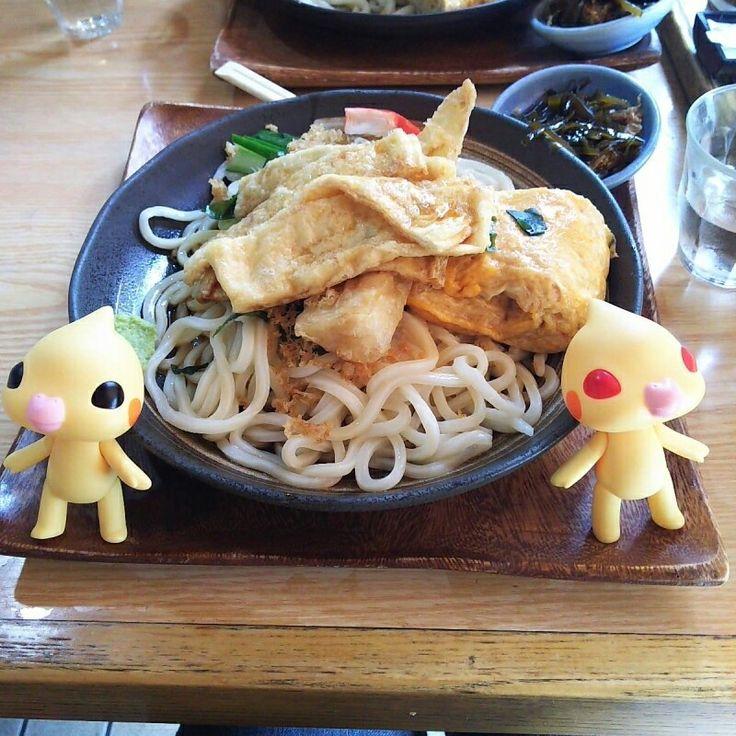 ご利益 冷やしキツネ(麺少な目)