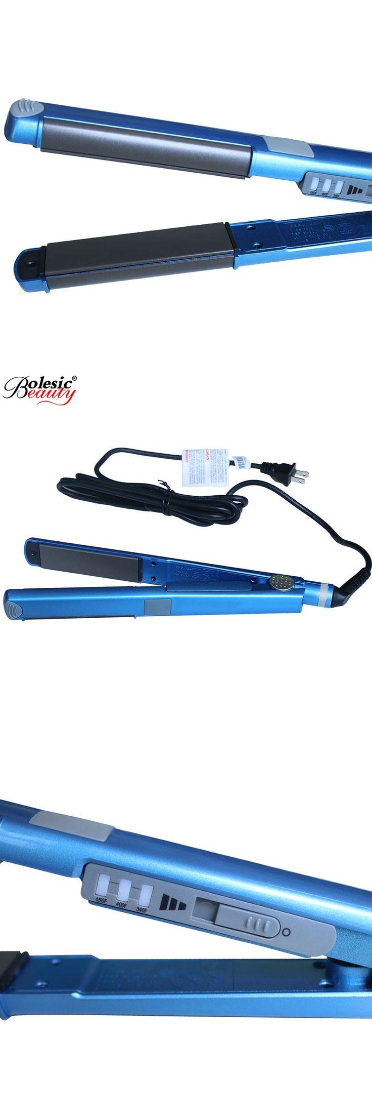 Flat Iron Hair Straightening titanium flat iron professional Plates Styling Tools mini hair straightener EU Plug US Plug