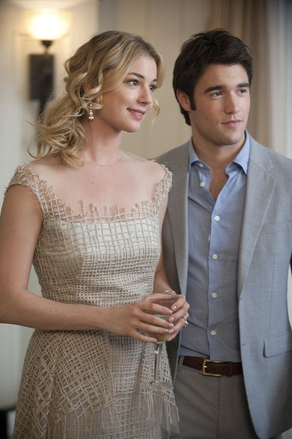 Emily Thorne, Daniel Grayson Favorite Couple