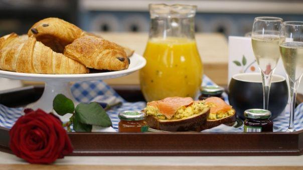 Eén - Dagelijkse kost - ontbijt op bed