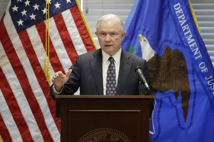 Trump Administration to Appeal Latest Travel Ban Setback Directly to Supreme Court  Attorney General Jeff Sessions speaks to federal state and local law enforcement officials about sanctuary cities and efforts to combat violent crime July 12 2017 in Las Vegas. Sessions has vowed to appeal the latest adverse travel ban ruling directly to the U.S. Supreme Court. Associated Press  Skift Take: The Trump administration doesn't want a refugee's ties to a grandparent living in the United States to…