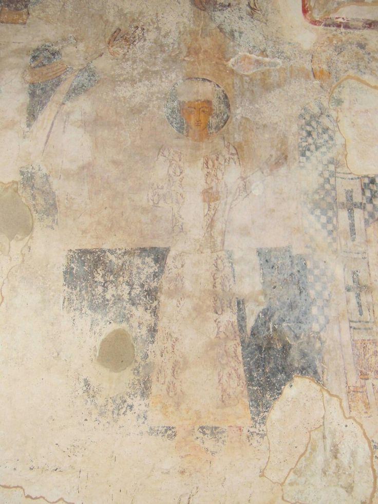 #gelati #orthodox #art # painting. #imereti #gelatimonastery #monastery #wallpainting #fresco