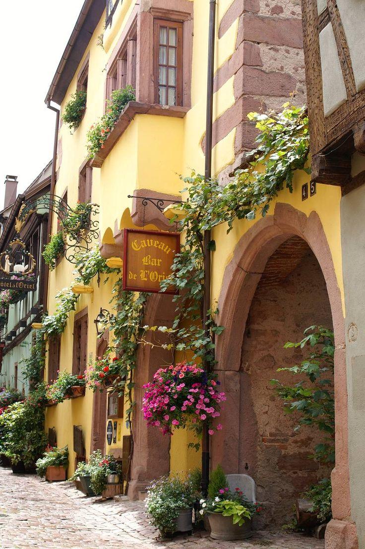 Alsace, Riquewihr