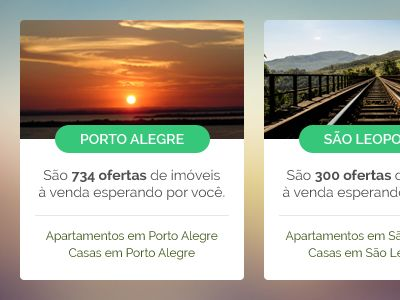 List of cities for widget by Luis Costa