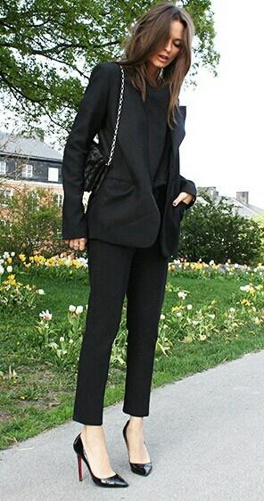 Die besten 25 business kost m damen ideen auf pinterest elegante b robekleidung - Elegante damen tumblr ...