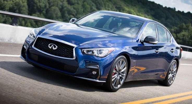 Refreshed 2018 Infiniti Q50 Priced From $34200 [48 Pics]