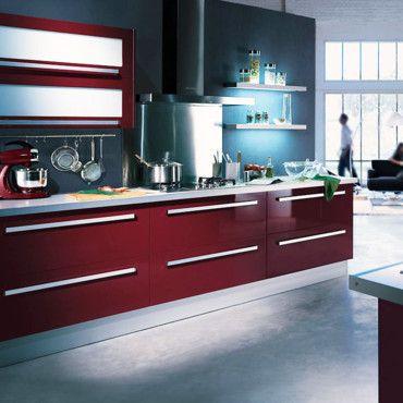 les 25 meilleures id es de la cat gorie cuisine hygena sur. Black Bedroom Furniture Sets. Home Design Ideas