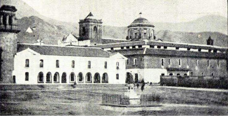 Resultado de imagen para historia de la arquitectura de bogota