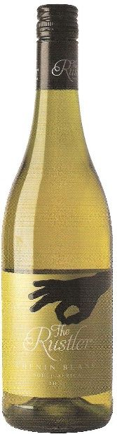 The Rustler, Chenin Blanc, South Africa, 2011 - easy drinking, great value, drink now