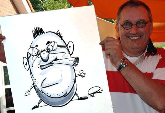 karikatuur atelier kronenburg