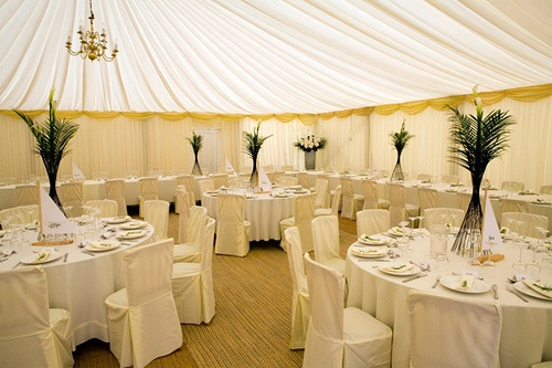 Marquee wedding inspiration www.raysmarquees.co.uk