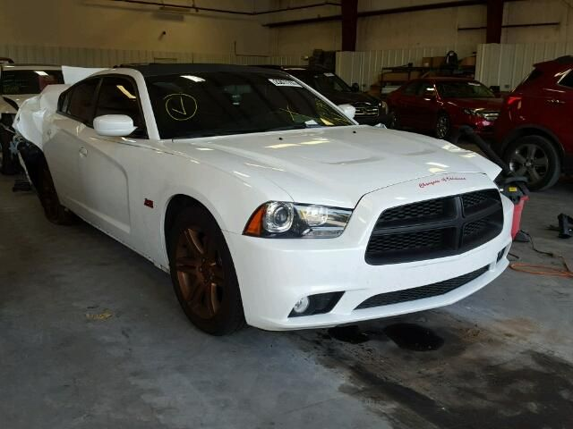 Salvage 2013 Dodge Charger Rt
