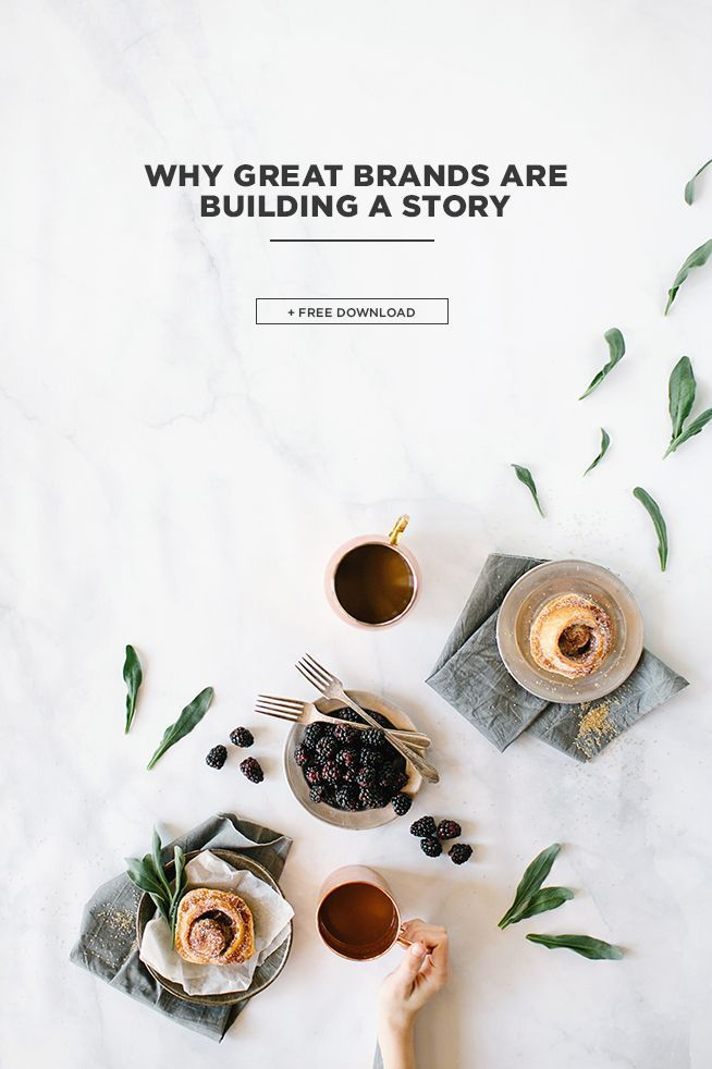 Why Great Brands Are Building A Story // Revolutionize Your Marketing | CHAR co. | http://char-co.com | There is a lot of noise out there. As business owners, it is more important than ever that we build something our customers care about and connect with. We would like to introduce you to the idea of STORY - something we feel will revolutionize the way you view marketing. Sign up to learn more about STORY in our downloadable PDF!