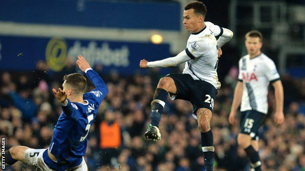 Great news for Spurs fans as Deli Alli signs new contract to keep him at the club until 2021