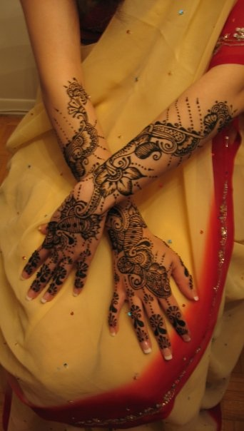 Henna Mehndi Opening Times : My wedding henna mehndi arabic inspired took over