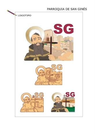 #Logo de Parroquia de San Ginés