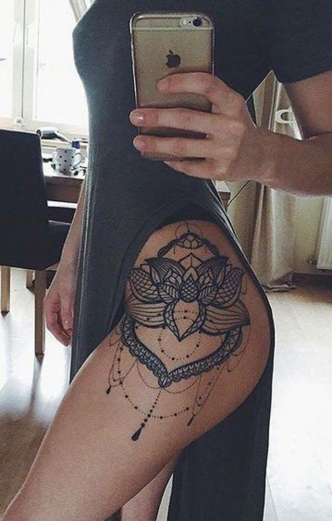 Les Plus Beaux Tatouages Pour Couvrir Ses Hanches Tattoos