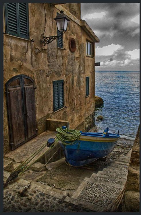 Chianalea, Sicília, Itália