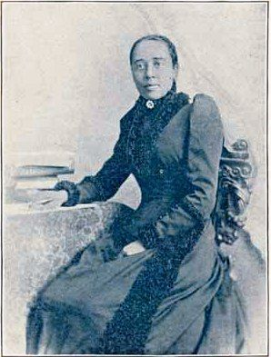 Anna Cooper, born into slavery about 1859, was educated at St. Augustine's University, married a professor, became an Episcopalean with a career in education, civil rights and community organizing, especially in Washington, D.C. At age 65 she became the fourth African-American woman to earn a doctorate from the Sorbonne, Paris; at age 70 she became president of Freylinghuysen University and served until she was 82.