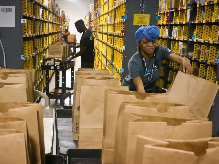 Amazon plans to hire 100,000 full time workers over the next 18 months, highlighting its ambitious expansion plans.