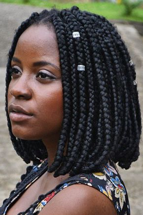 african braid styles for short hair 17 best ideas about box braids hairstyles on 9579 | d52995189b15a89b84643bb5a6f292f7