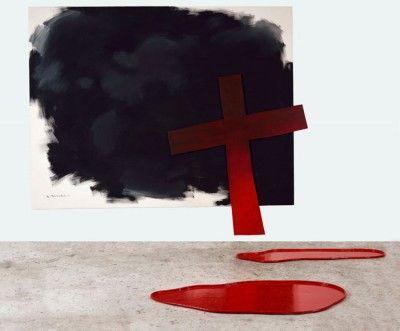 Κώστας Τσόκλης: Έκθεση με θέμα τον Σταυρό, στον Αστρολάβο