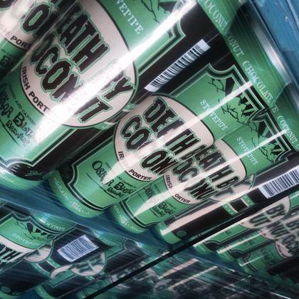 mybeerbuzz.com - Bringing Good Beers & Good People Together...: Oskar Blues - Death By Coconut Irish Porter Coming...