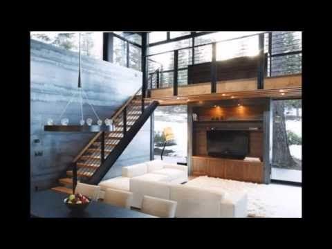 Dekorasi Tangga Rumah Favorit Minimalis Modern