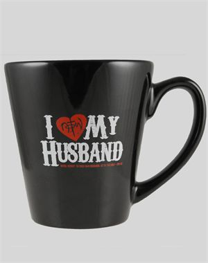 I Love MY Husband! In today's culture where marriage is being thrown away like yesterday's garbage, we need to boldly show the love we have for our spouse. God has created a beautiful union with a man and a woman. Let's celebrate the gift God has given to us!Yesterday Garbage, Life Lessons, Beautiful Union, Coffee Cups, Happy Marriage, Today Culture, Gift God, Coffee Mugs, Wedding Gifts