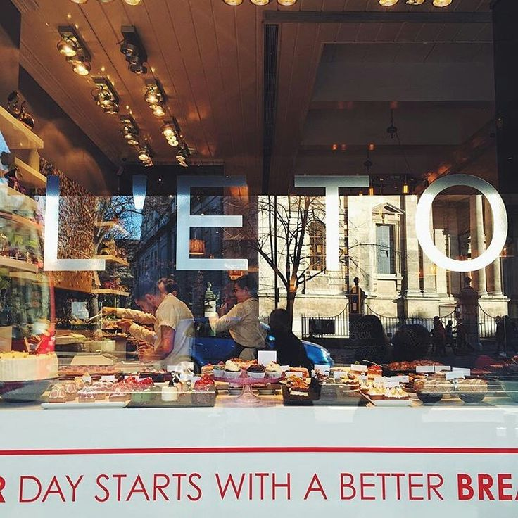 L'ETO Caffe in Knightsbridge and Belgravia, Greater London